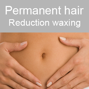 Permanent Hair Reduction Navel