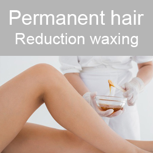 Permanent Hair Reduction Full legs