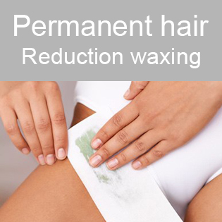 Permanent Hair Reduction Bikini waxing