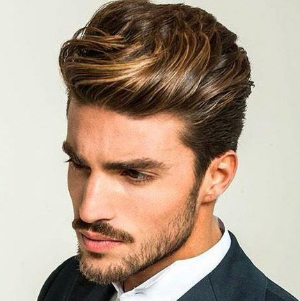 Highlights for men