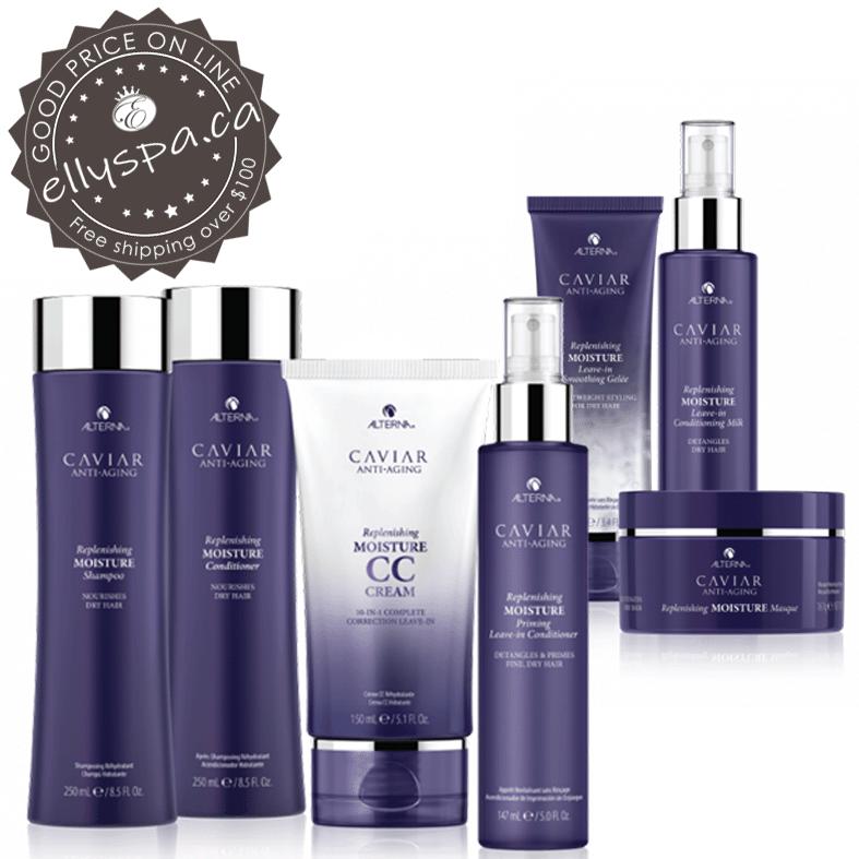 ALTERNA Anti-Aging® Replenishing Moisture Shampoo and Conditioner 8.5oz,16.5oz