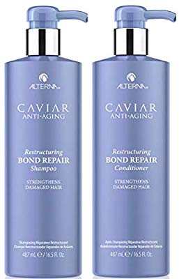 ALTERNA Anti-Aging® Restructuring Bond Repair Shampoo and Conditioner 8.5oz 16.5oz