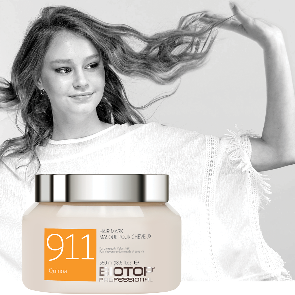 911 QUINOA HAIR MASK 350ml,550ml,850ml
