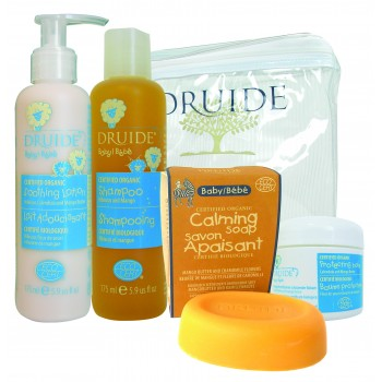 DRUIDE BABY STARTER KIT (POPULAR BABY SHOWER GIFT)