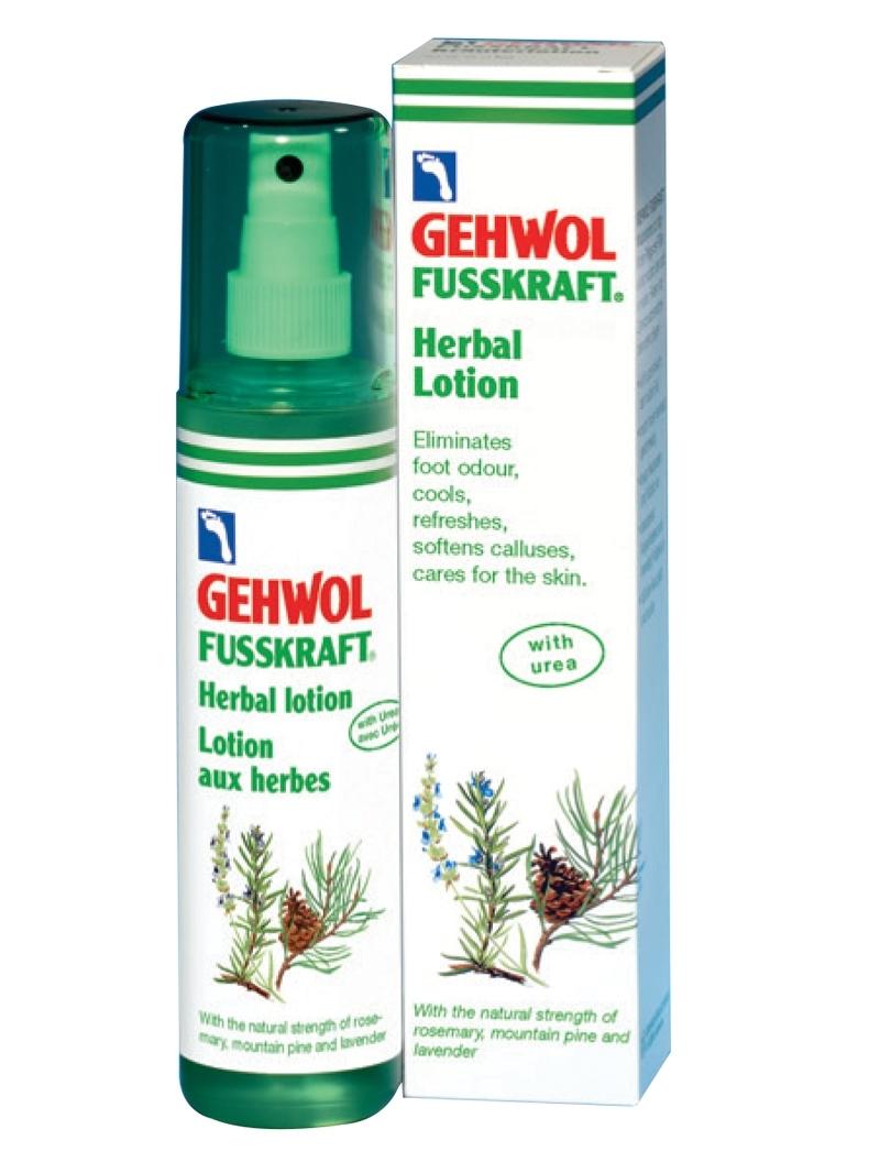 GEHWOL FUSSKRAFT HERBAL LOTION 150ml