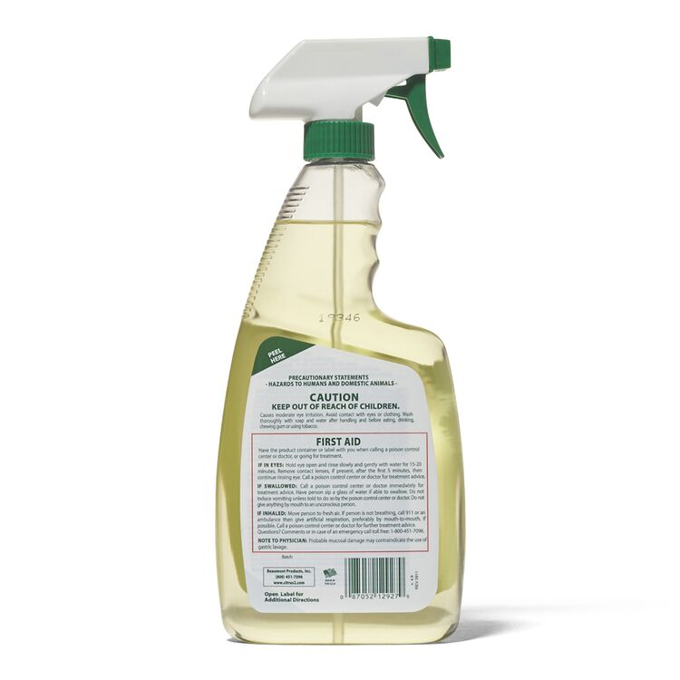 Citrus II Hospital Germicidal Cleaner with Spray, Kills 99.99% Germs