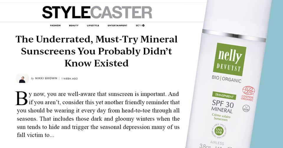 Must-Try Mineral Sunscreens You Probably Didn't Know Existed