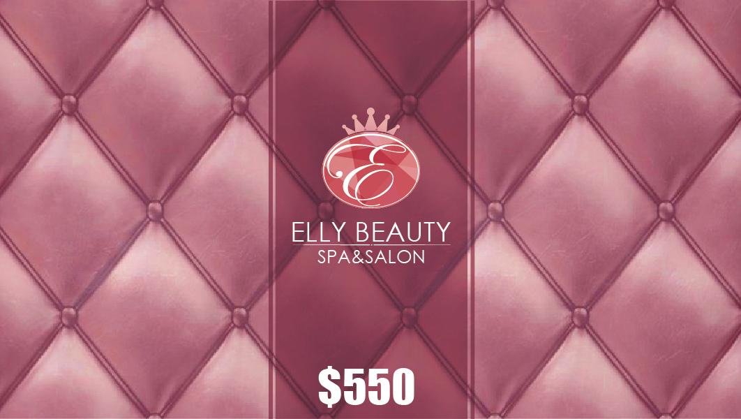$550 Gift Card