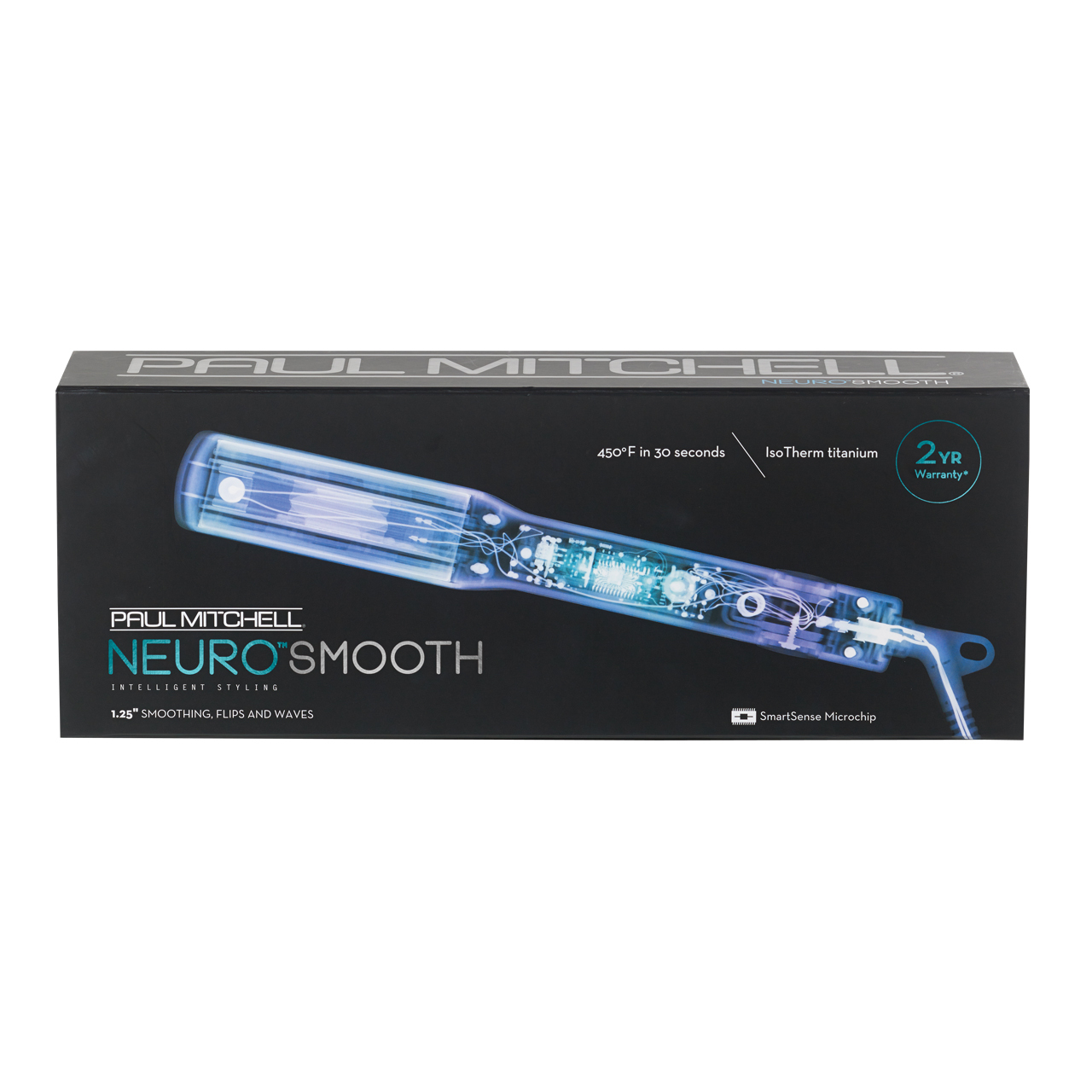 Paul Mitchell Neuro Smooth Flat Iron 1.25""