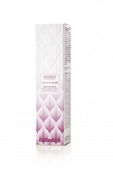 Vagheggi Emozioni Line -Lenitive cream (Extreme Comfort 24h Moisturiser)