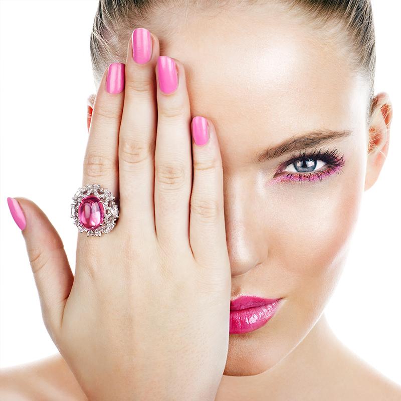 Full manicure