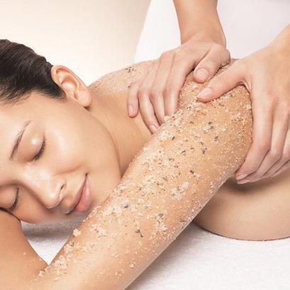 Boby scrub massage (30min)