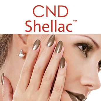 Shellac Nail extension with tips