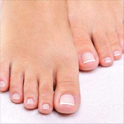 French full pedicure