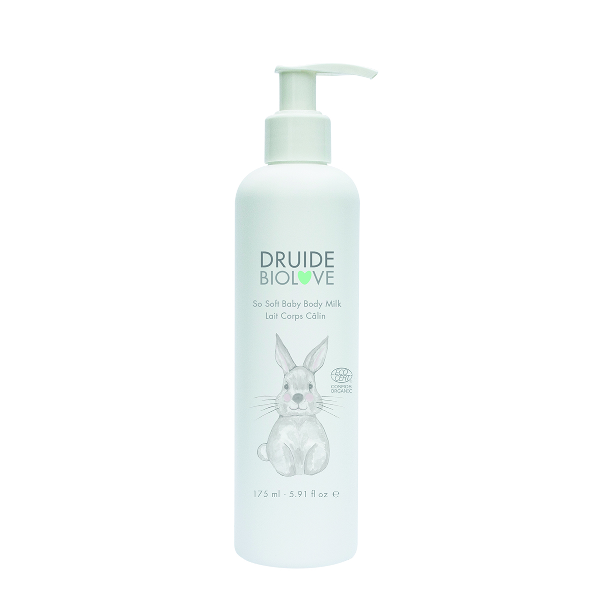 DRUIDE SO SOFT BABY/KIDS BODY MILK 175ML
