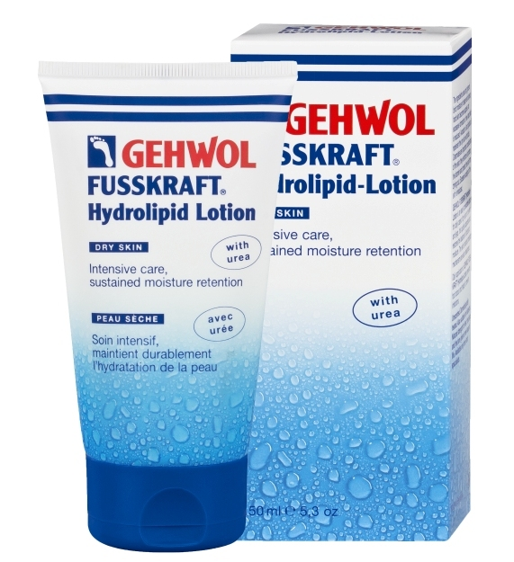 GEHWOL FUSSKRAFT HYDROLIPID LOTION 125ml