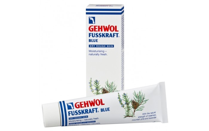 GEHWOL FUSSKRAFT BLUE, Dry Rough skin